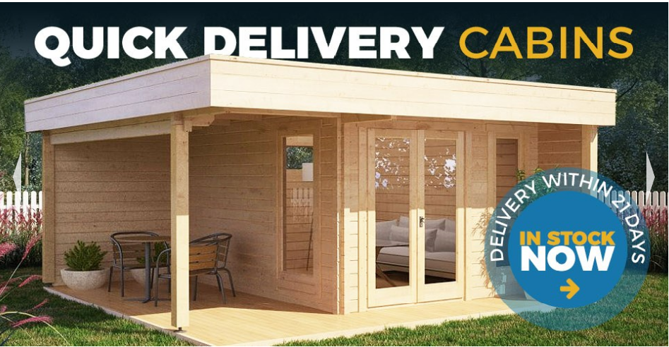 Buy Or Build A Log Cabin Log Cabin Homes Ireland